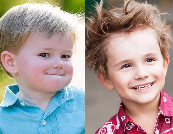 Фото причёски для детей мальчиков