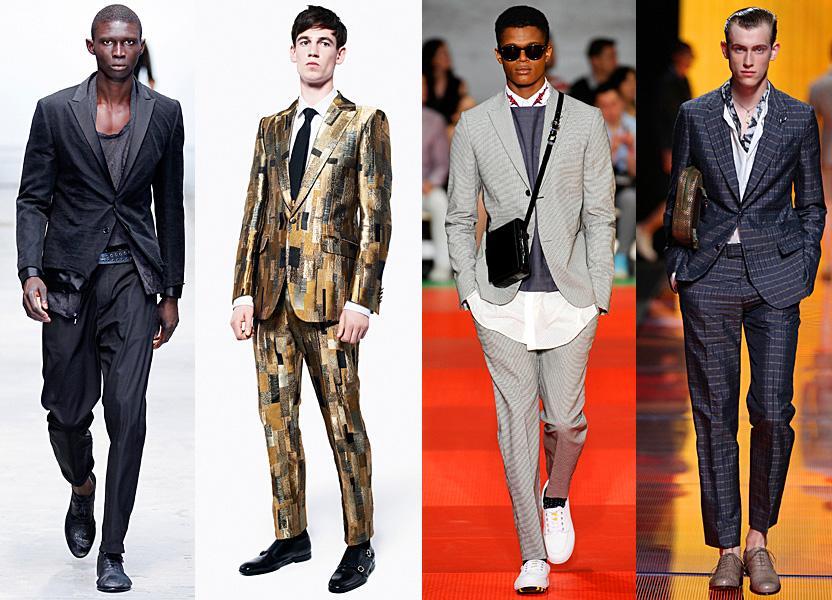 Модная Мужская Одежда 2014