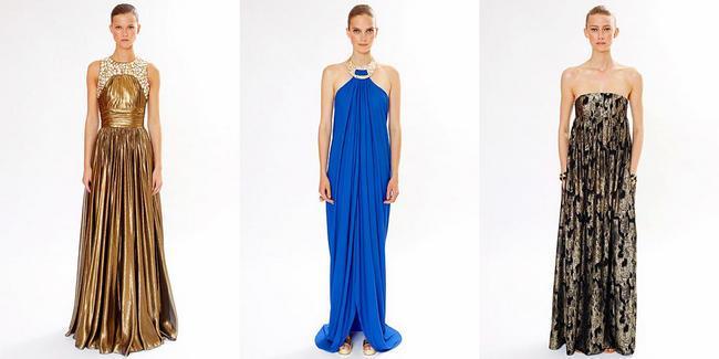 модные платья весна 2013 фото