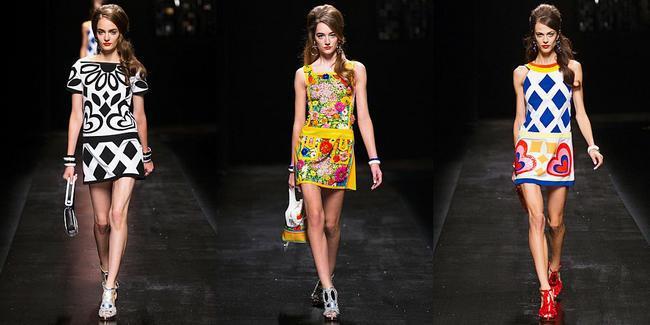 модные платья лето 2013 фото