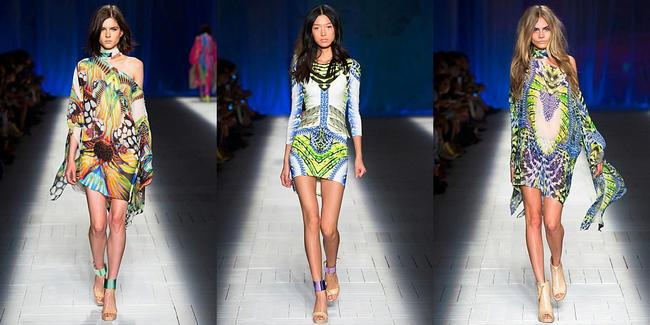 самые модные платья 2013