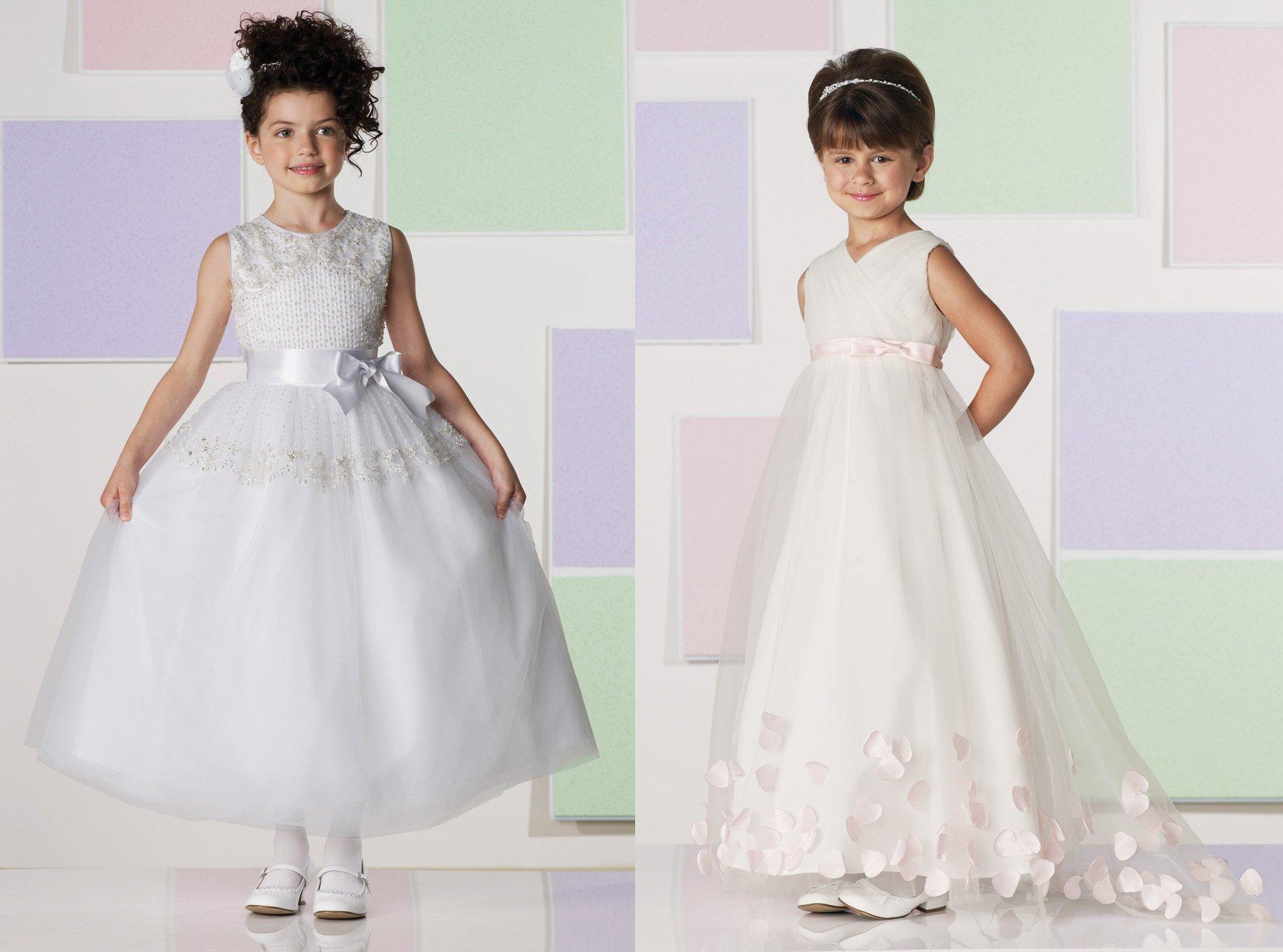 bdcf80da701c586 Вечерние платья для девочек: гардероб для особого случая | Fchannel.ru