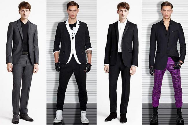 Мужской модный наряд