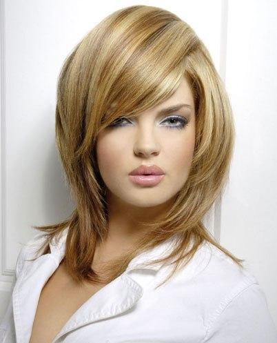 мелирование волос на карамельный цвет волос