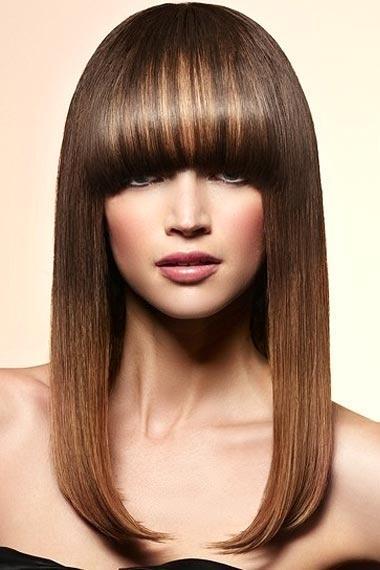 как выглядит мелирование на русых волосах