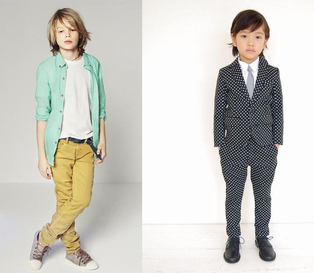 Стильная Одежда Для Мальчиков