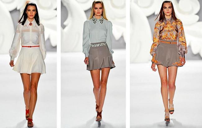 Модели Модных Блузок 2017