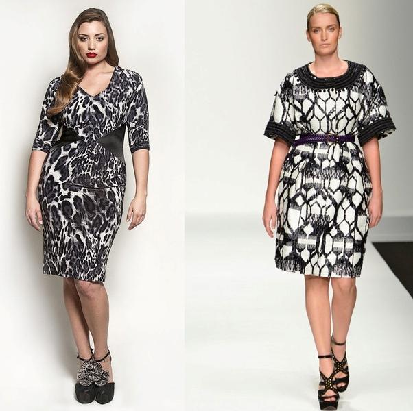 платья для полных 2013