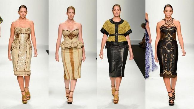 мода для полных 2013