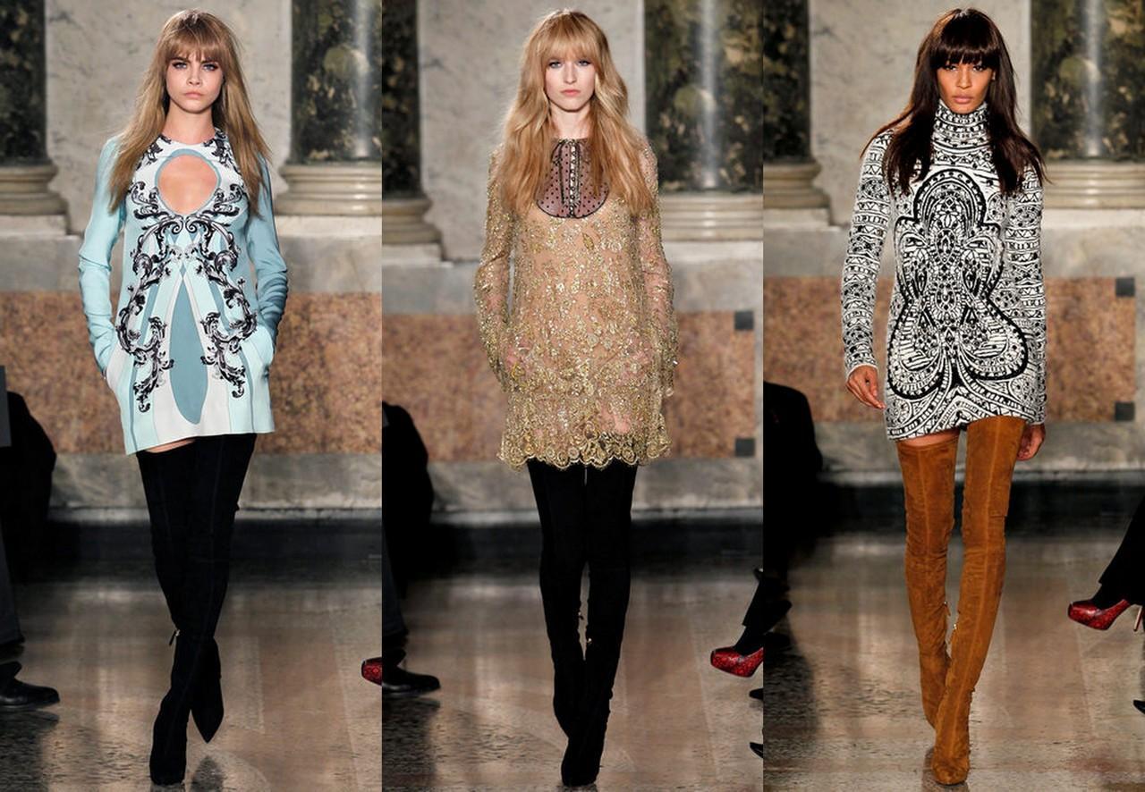 Модные Платья Осень Доставка
