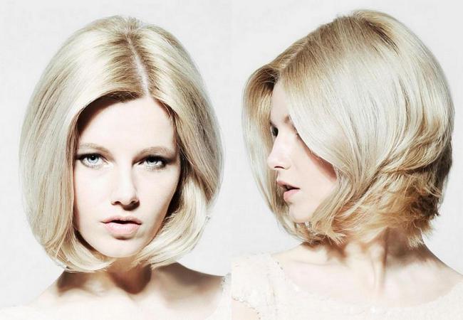 Красивые прически на короткие волосы.фото