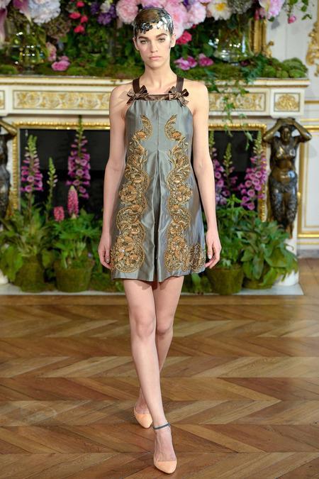 платья 2014 на выпускной фото