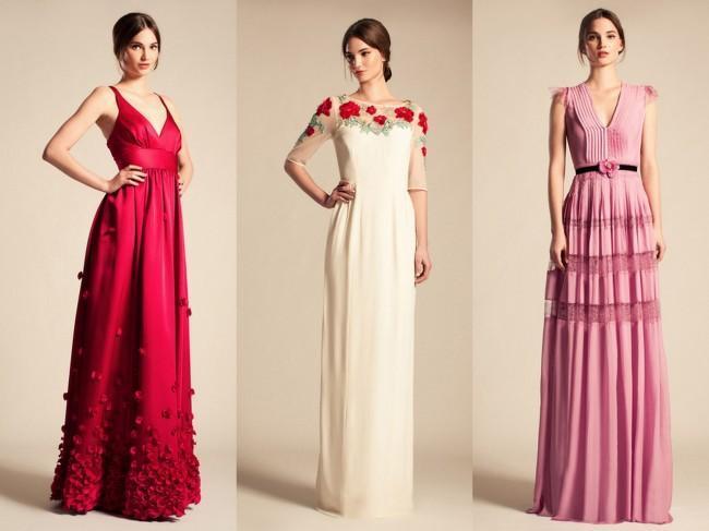выпускные платья 2014 фото