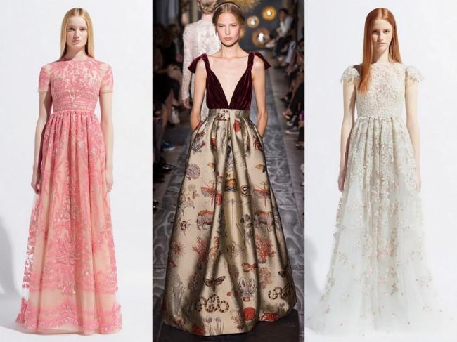 Цены платьев от валентино