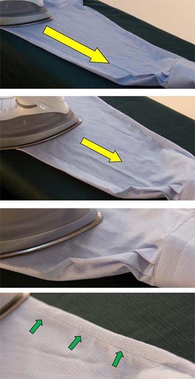 0c450eb16a1107e Как правильно гладить мужские рубашки: фото, видео, советы | Fchannel.ru