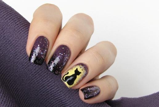 Рисунки на ногтях фото самые модные