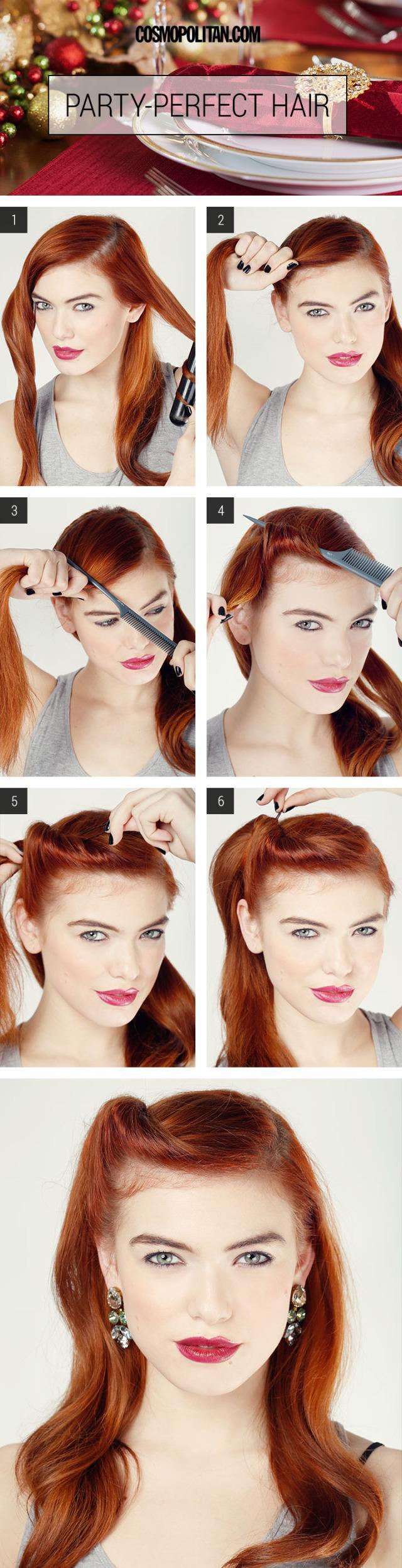 Какую прическу сделать длинные волосы самой фото 453