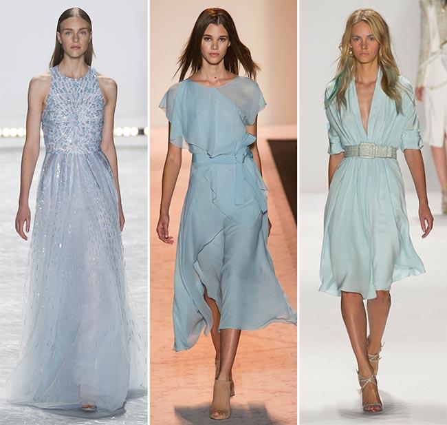 Модные кружевные офисные платья весна-лето 2015