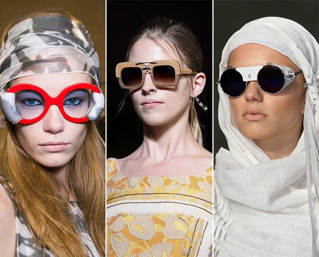 Модные женские очки 2015 оставляют впечатление большого открытия. Если сравнивать их с моделями из прошлых коллекций, то складывается ощущение