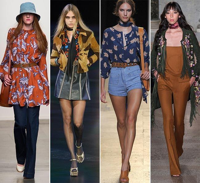 Мода весна-лето 2015