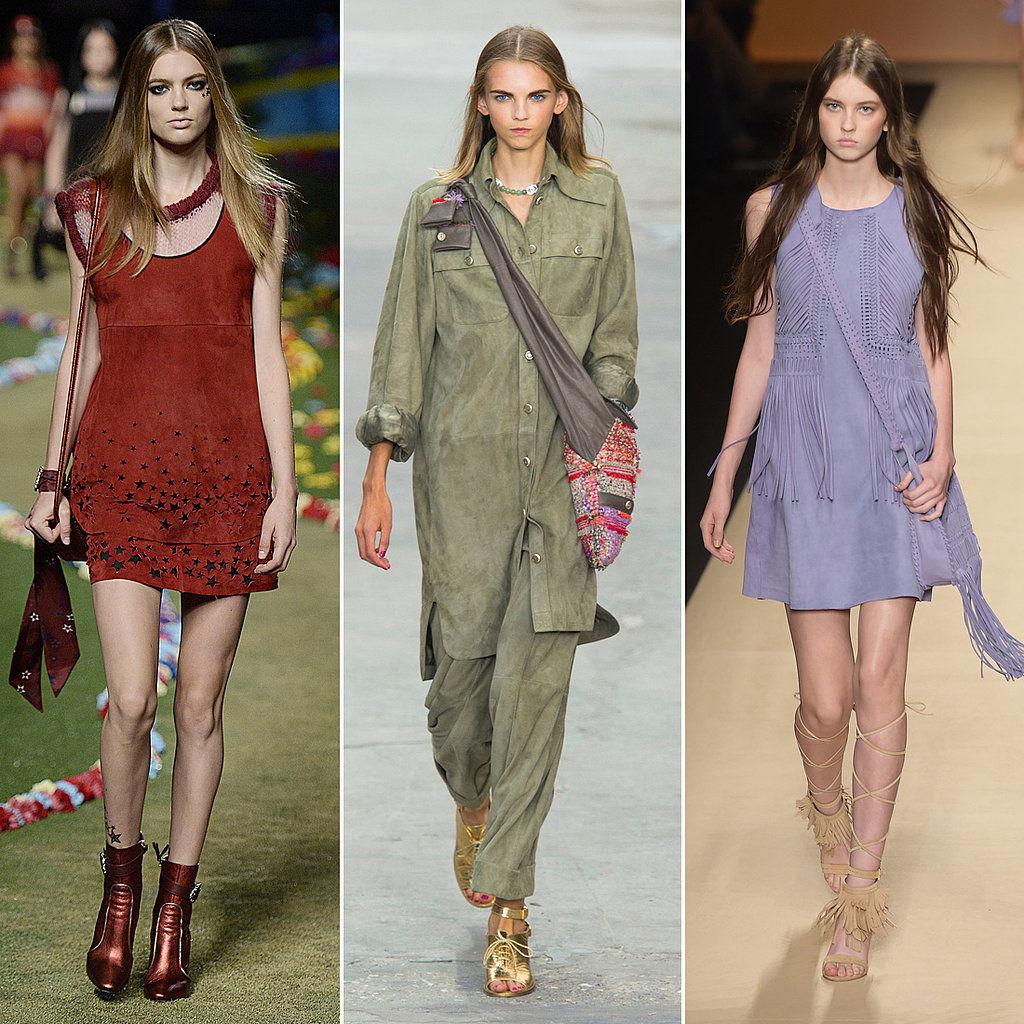 Мода Весны-Лета В России