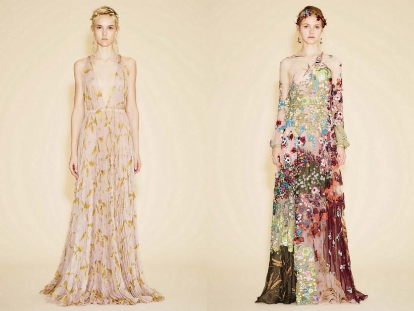 Нарядные коллекции платьев