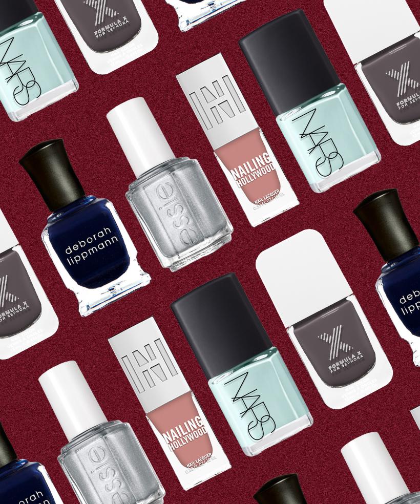 Красивые ногти 2017, фото, новинки и модные цвета.