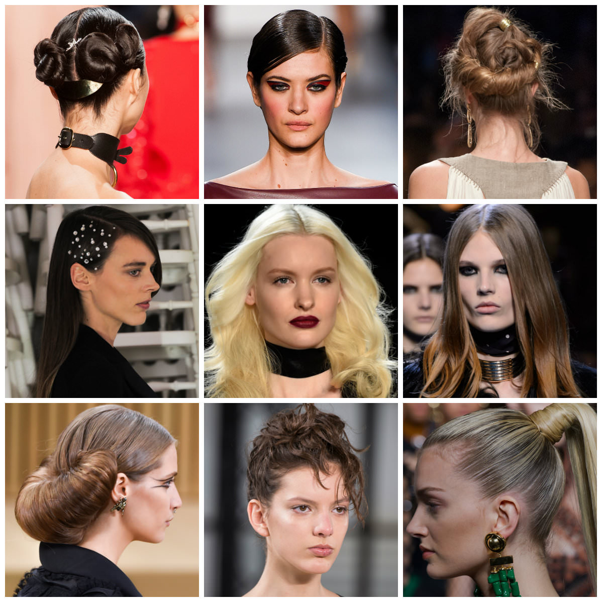 13 Hairstyles From New York Fashion Week We re Obsessed With 23