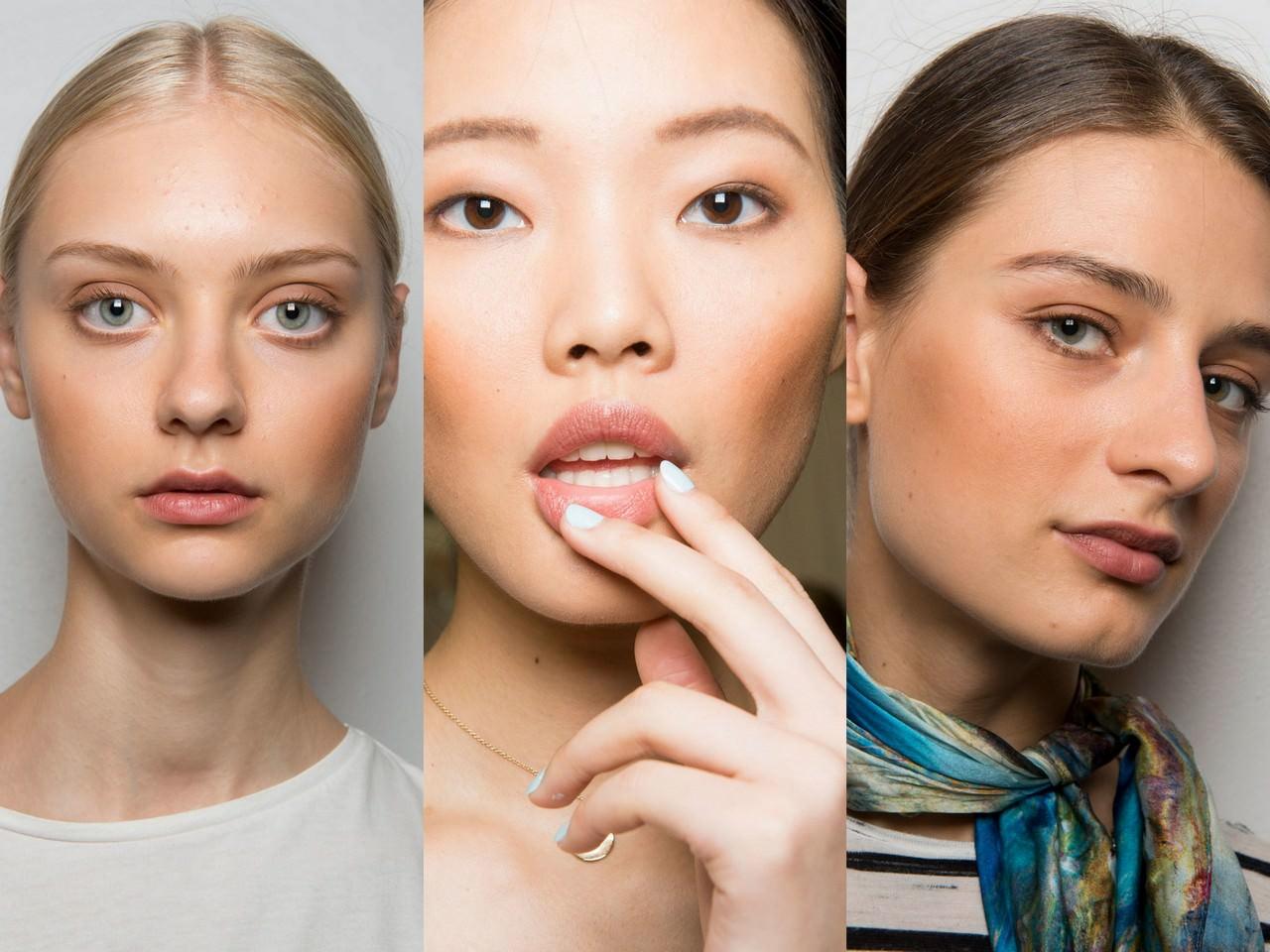 Тренд макияжа 2017 года