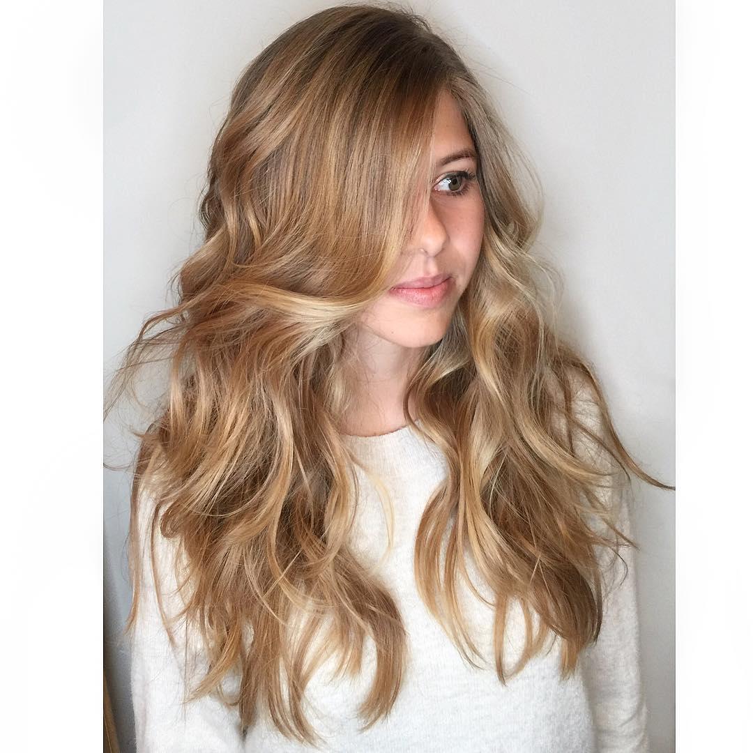 На какой волос лучше делать мелирование грязные или чистые